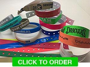 Buy Wristbands Online